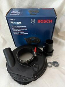 Bosch Angle Grinder Concrete Surfacing Attachment 7quot; Air Sweep 18SG 7 $54.99