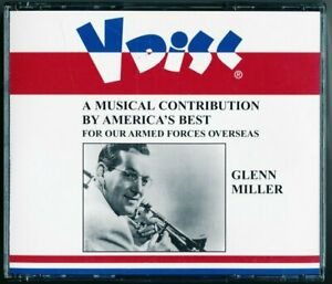 Glenn Miller A Musical Contribution By America#x27;s Best For Our Armed Forces 3 CDs