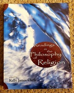 Readings in the Philosophy of Religion Paperback Kelly James Clark Paperback