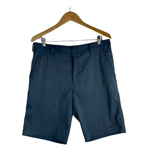 Nike Golf Mens Size 33 Blue Dry Fit Shorts Polyester Golf Causal $15.46