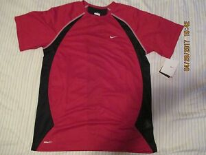 Nike Dri Fit Shirt Boys Large 14 16 Vented Sides and Back $18.00