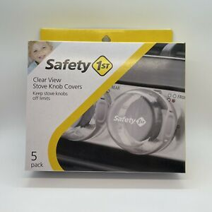 Safety 1st Kitchen Gas Electric Stove Knob Covers for Baby Kids Children Locks $10.00