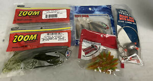 one pack of 5 different variety fishing supplies