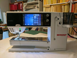 BERNINA 880 Sewing and Embroidery machine: Complete in Original boxes 2 $6500.00