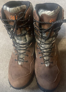 Cabela#x27;s MEINDL Ultralight GORE TEX Insulated Hunting Boots