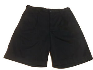 Nike Golf Mens Size 36 Black Dry Fit Shorts Polyester Golf Causal $22.99