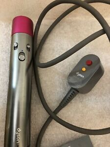 Dyson Airwrap Hair Styler Dryer Pink Grey Wand Only Without attachments $349.00