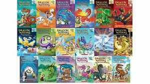 Dragon Masters Series Set Books 1 19 by Tracey West NEW Paperback $68.90