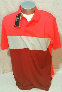 Under Armour Golf Polo Shirt Mens Heat Gear Loose Size XL New With Tags $35.00