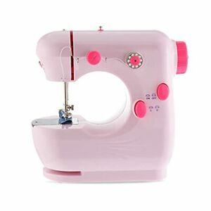 Dyna Living Mini Sewing Machine Portable Sewing Machines with Foot Pedal Two ... $39.06