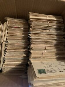 Lot of 30 Vintage Early 1900's 1930's Postcards Antique
