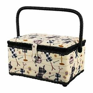 SINGER Sewing Basket with Sewing Kit Needles Thread Scissors and Notions $43.85