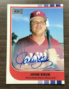 2021 Topps Archives Snapshots Base Card Autograph Pick your Card $2.99