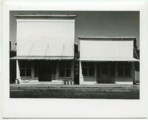 Wright Morris Two Store Fronts 1947 Tirage argentique EUR 260.00