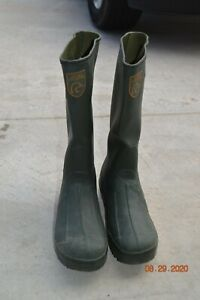Rocky Ducks Unlimited Rubber hunting boots