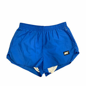 Vintage Nike Running Shorts Mens Size S Inner Lined Athletic Dead Stock New $57.94