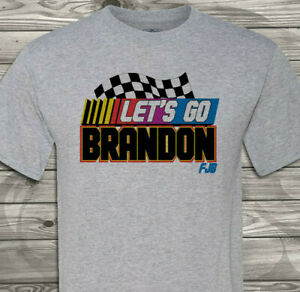 Let#x27;s Go Brandon #FJB Race Day Up to 6xl Free Shipping $13.99