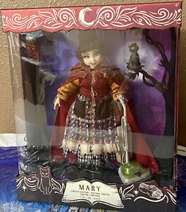 Disney Limited Edition Hocus Pocus MARY Sanderson Doll SOLD OUT READY TO SHIP $249.00