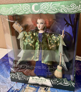 Disney Limited Edition Hocus Pocus WINIFRED Sanderson Doll SOLD OUT READY 2 SHIP $249.00