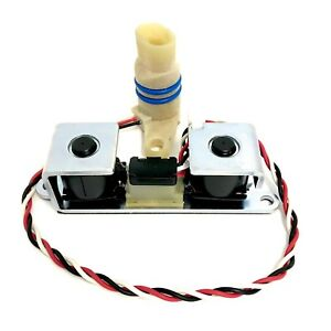 A500 A518 Transmission LOCK UP OVERDRIVE Solenoid 1989 1995 3 Pin Connector $39.99
