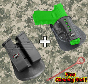 Fobus Glock Combo Holster Mag. Pouch Kit - GL2ND 6900