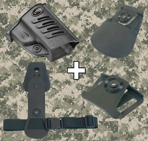 Fobus Beretta PX4 Storm Combo Roto Holster Interchangeable Attachment Kit