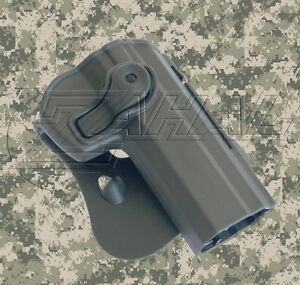 IMI Defense - Retention Roto Holster For CZ 75, 75 B, 75 BD, 85, Canik 55 - 1330