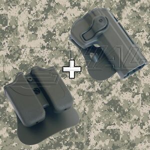 IMI Defense - CZ-75 Series Roto Combo Holster Mag. Pouch Kit - 1340 MP03