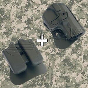 IMI Defense - Walther PPQ Roto Combo Holster Mag. Pouch Kit - 1420 MP03