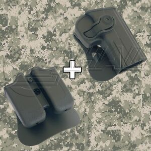 IMI Defense -Taurus 247 Roto Combo Holster Mag. Pouch Kit - 1190 MP04
