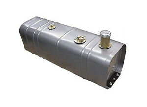 Universal Gas Fuel Tank with 3