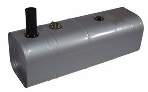 Street Rat Rod Universal Gas Fuel Tank with 2