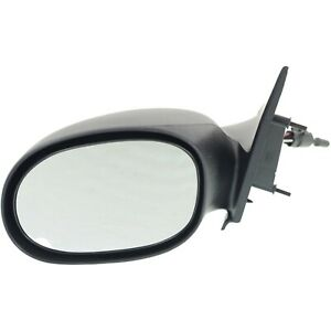Manual Remote Mirror For 2000 2001-2005 Dodge Neon Driver Side Paint To Match