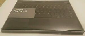 Type Cover Keyboard for Microsoft Surface 3 10.8