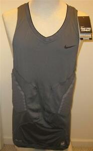 NIKE Pro Combat Hyperstrong Compression Dri Fit Mens Basketball Shirt 3XL 503317
