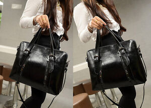 2015 New Womens  Pu Leather Handbag Shoulder Bags Vintage Hobo Ladies Purse