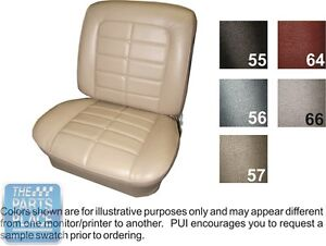 1964 Riviera Light Blue Front Buckets Seat Covers PUI $415.80