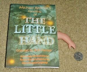 THE LITTLE HAND w COIN MICHAEL AMMAR MAGICIAN MAGIC TRICK ENGLISH INSTRUCTIONS