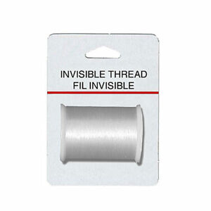 Invisible Thread Magic New Floating Trick Clear Sewing 219 Yards Nylon Magicians