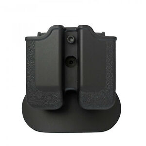 IMI Defense IMI-Z2040 Double Roto Magazine Pouch For CZ P-09  - MP04