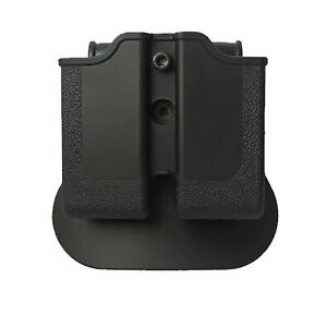 IMI Defense Double Magazine Pouch for SPRINGFIELD XD 9mm .40 IMI-Z2030 MP03