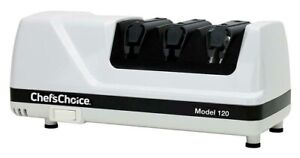 Chefs Choice Diamond Hone EdgeSelect Professional Electric Knife Sharpener 120