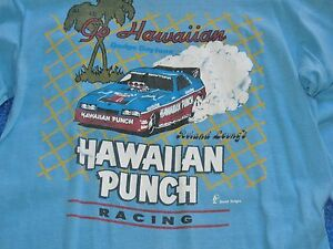Vintage Drag Race Tee Shirts Autographed Legends Of Racing Sport USA Made #9