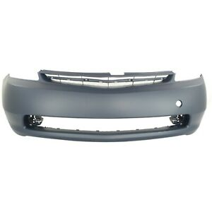 Front Bumper Cover Primed For 2004 2009 Toyota Prius TO1000274 5211947903 $78.38