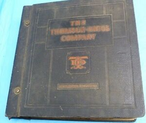 VTG THOMPSON-DIGGS SACRAMENTO CA-WHOLESALE HARDWARE CATALOG #36 EVERYTHING STORE