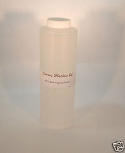 1 PINT CLEAR WHITE INDUSTRIAL amp; HOME SEWING MACHINE OIL $14.95
