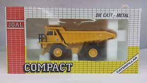 joal of spain compact caterpillar die cast