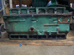 VOLVO PENTA AD TAMD 41 KAD KAMD 42 43P-A 861690 BARE BLOCK VERY LOW HOURS