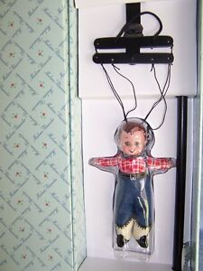 1999 madame alexander howdy doody marionette