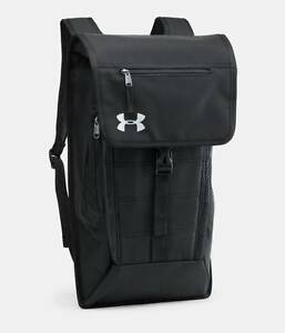 NEW Under Armour Spartan Bey Pack 1272230 Polyester Backpack Laptop Bag Tactical